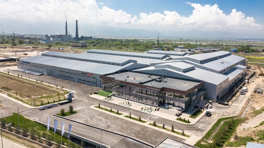 Промышленность Казахстана - новости о промышленной отрасли Республики  Казахстан | informburo.kz